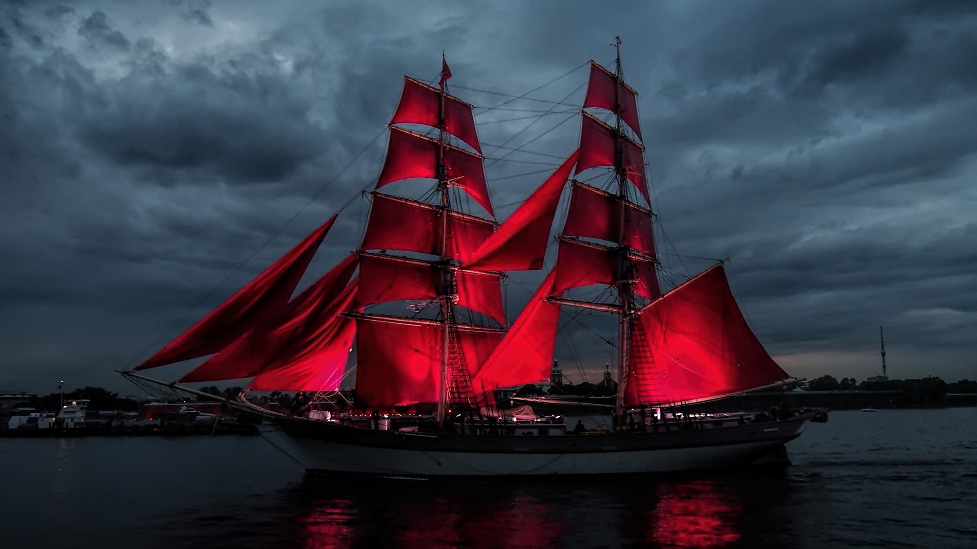 Sailboat Wallpapers, Pictures, Images