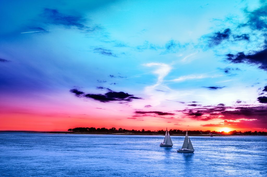 Sailboat Wallpaper