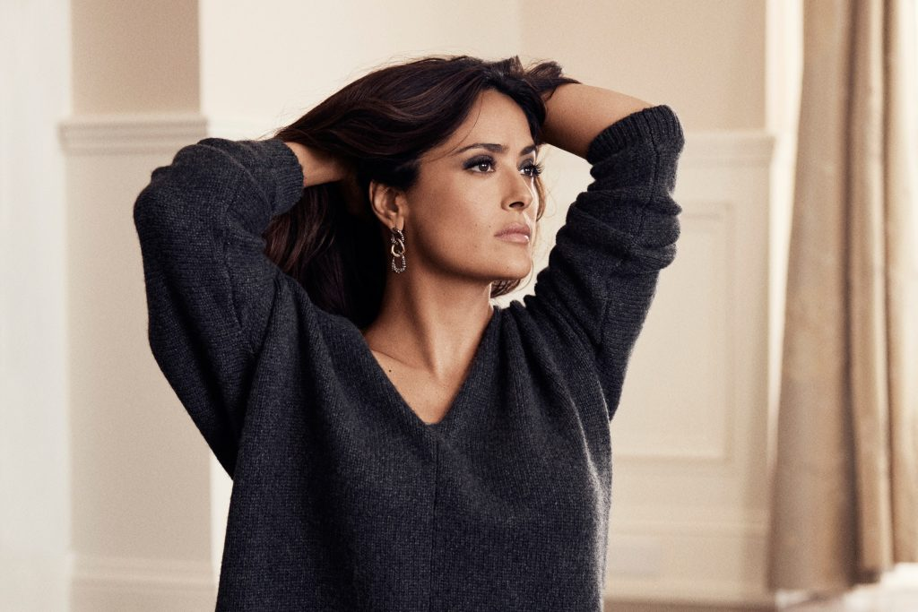 Salma Hayek Wallpaper