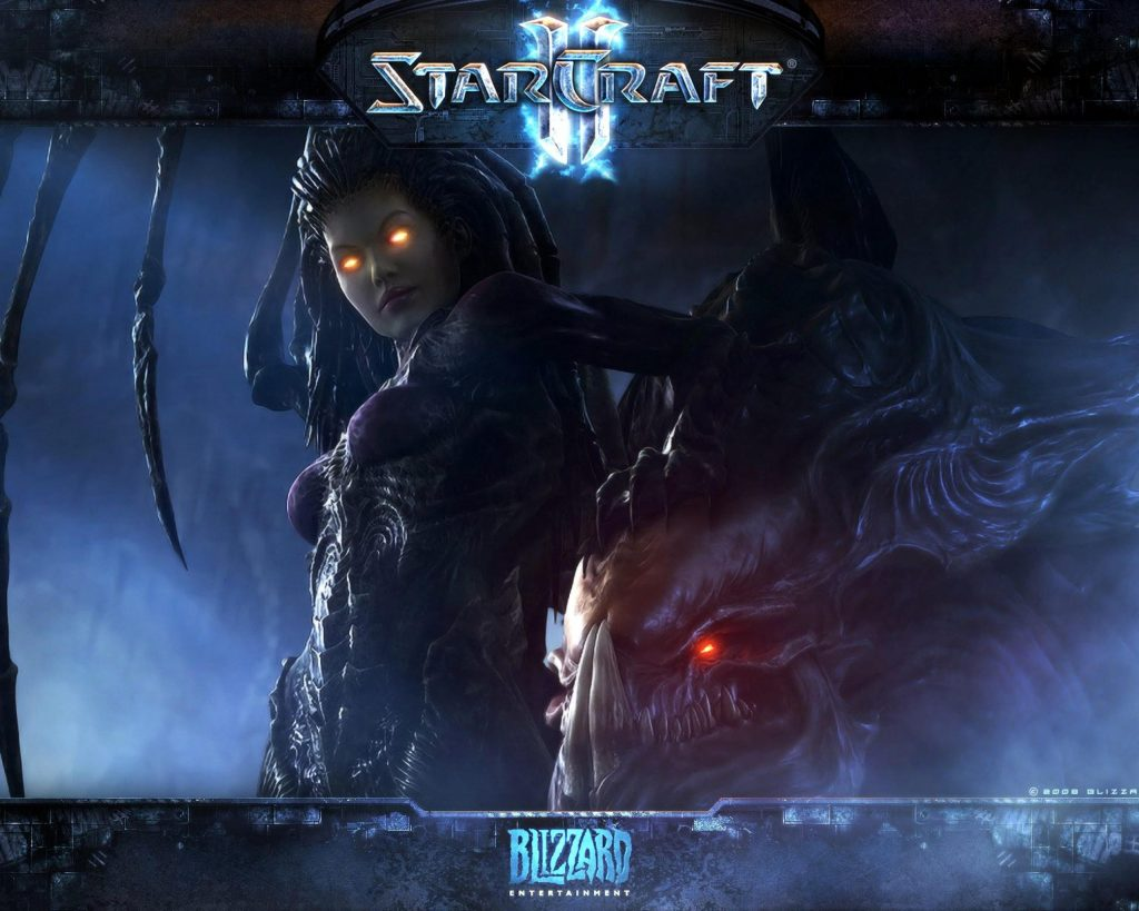 Starcraft Wallpaper