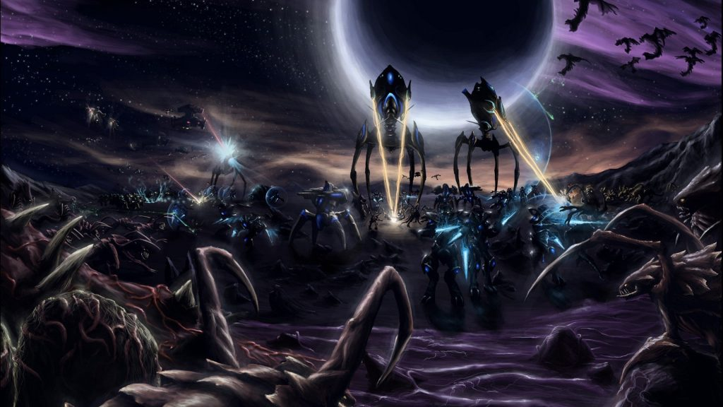 Starcraft Full HD Wallpaper