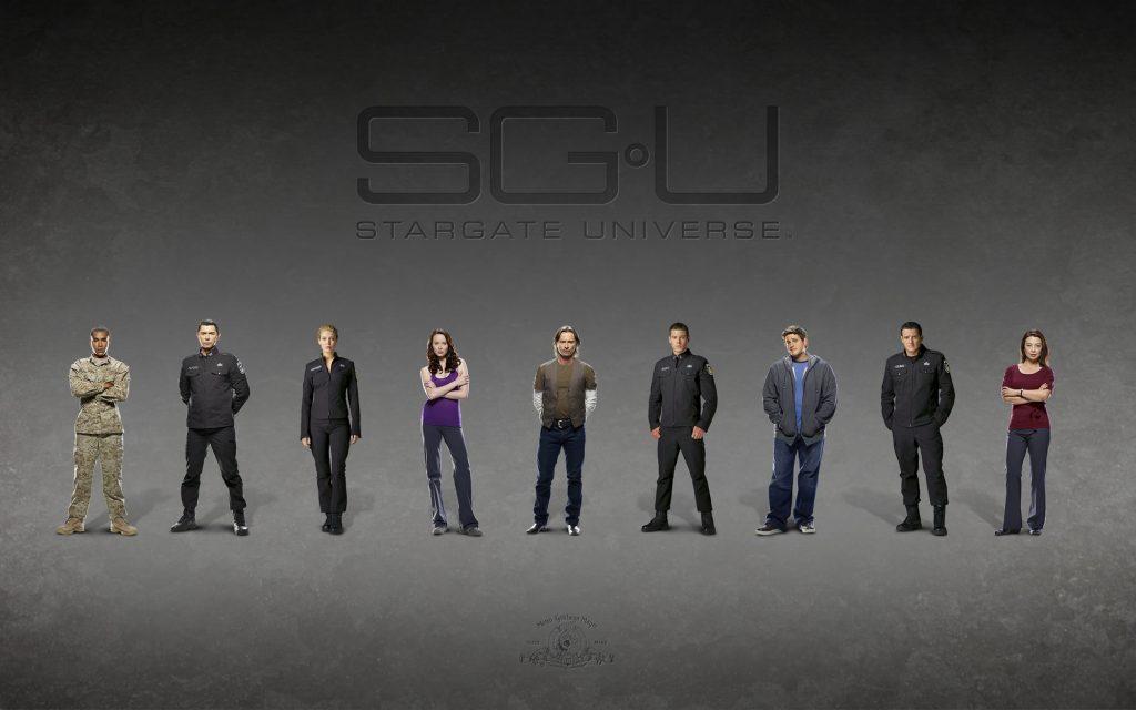 Stargate Universe Wallpaper