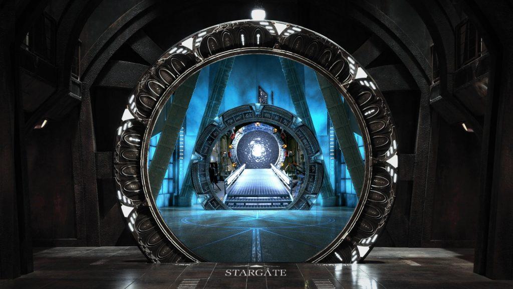 Stargate Universe Full HD Wallpaper