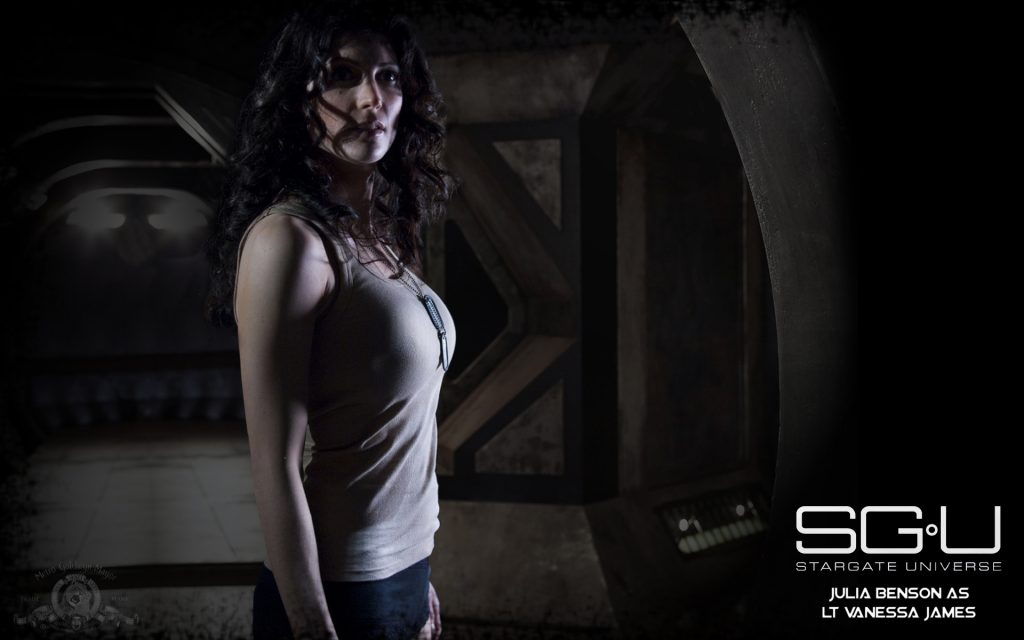 Stargate Universe Widescreen Wallpaper