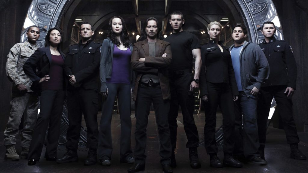 Stargate Universe Full HD Wallpaper