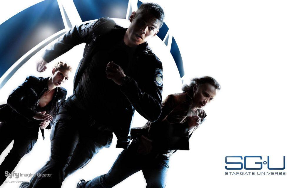 Stargate Universe Widescreen Wallpaper