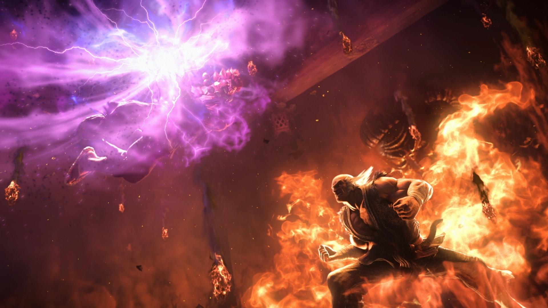 Tekken 7 Full HD Wallpaper