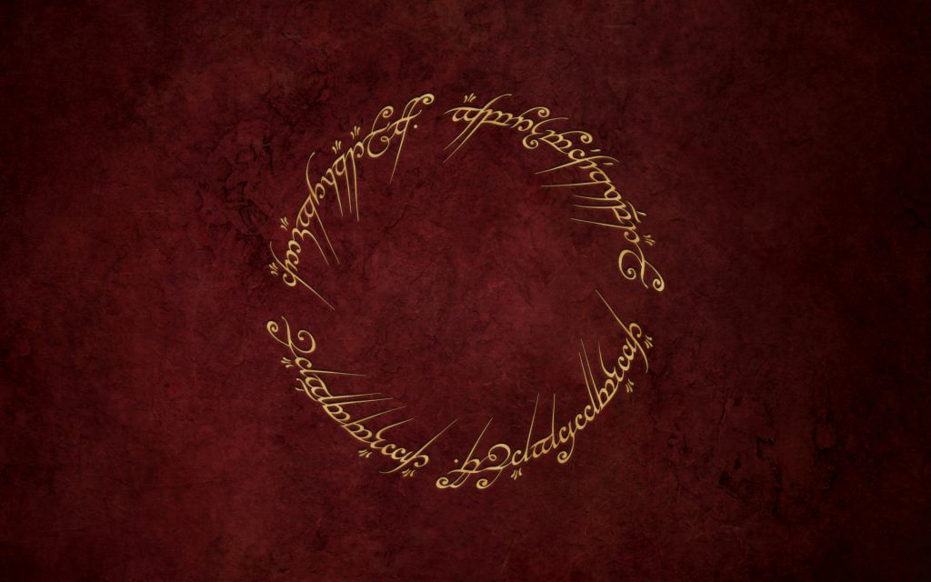 The Lord Of The Rings Widescreen Wallpaper