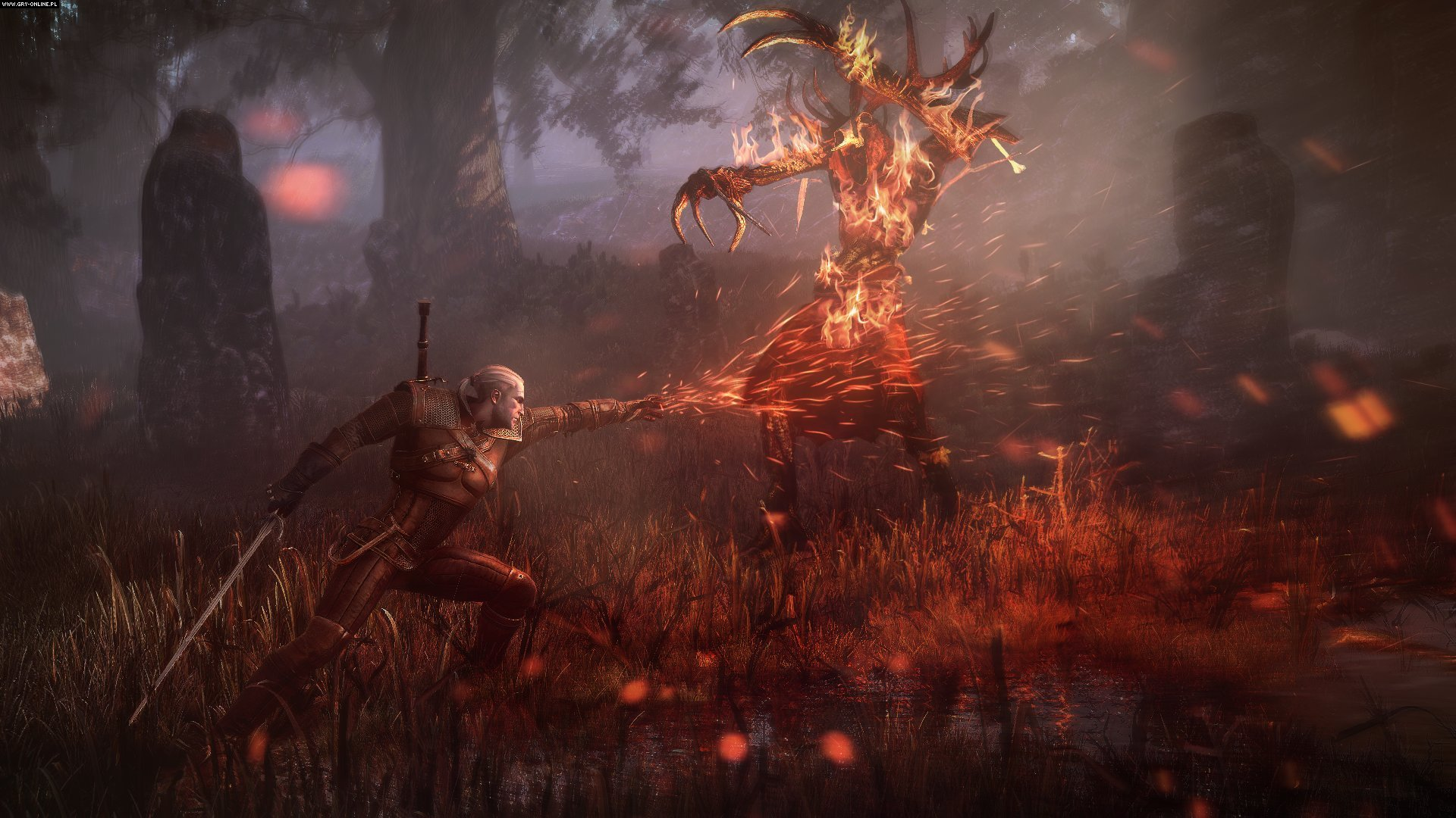 The witcher 3 wild hunt wallpapers pictures images for Wallpaper three