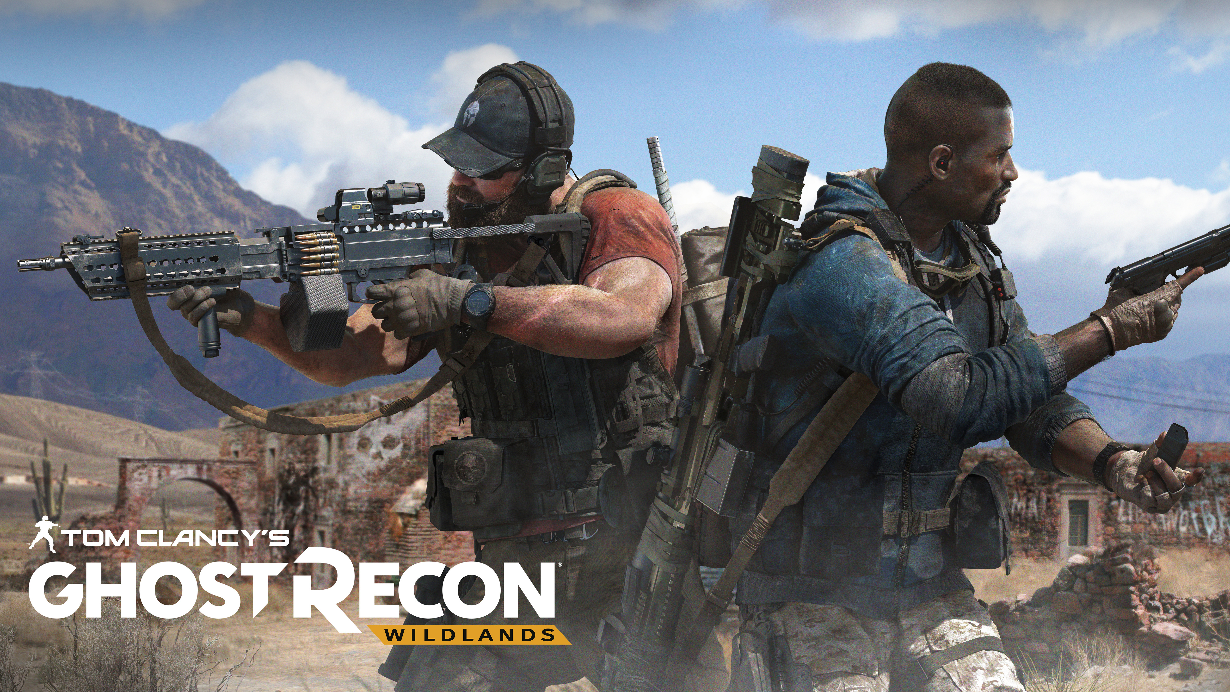 Tom Clancys Ghost Recon Wildlands Wallpapers Pictures Images