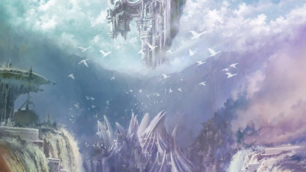 Aion Full HD Wallpaper