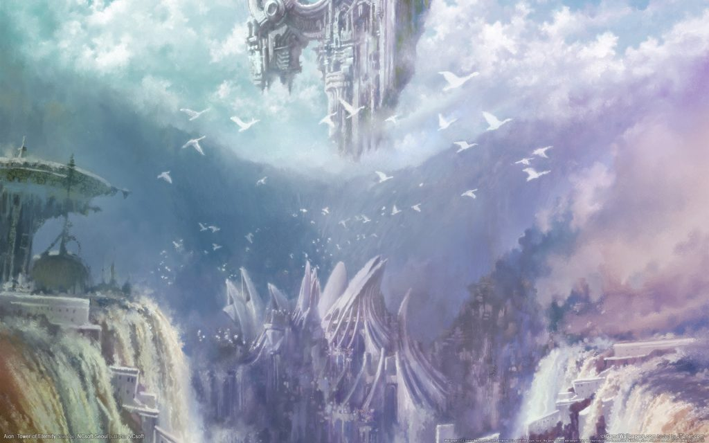 Aion Widescreen Wallpaper