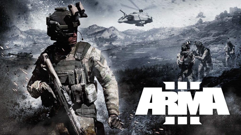 Arma 3 4K UHD Wallpaper