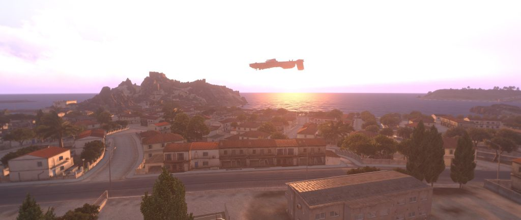 Arma 3 Dual Monitor Wallpaper