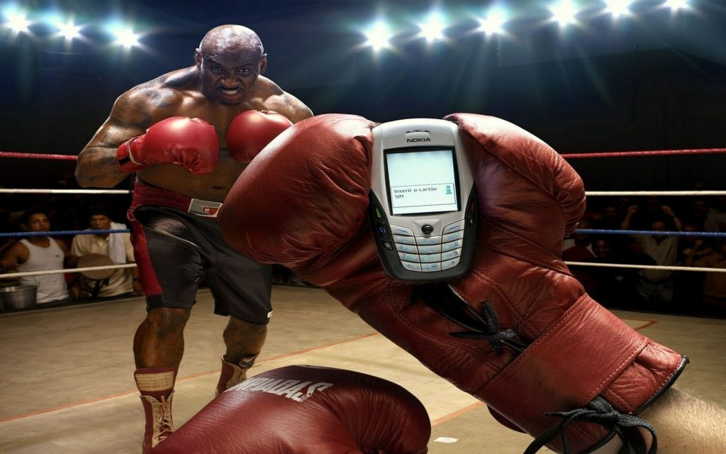 Boxing Widescreen Wallpaper