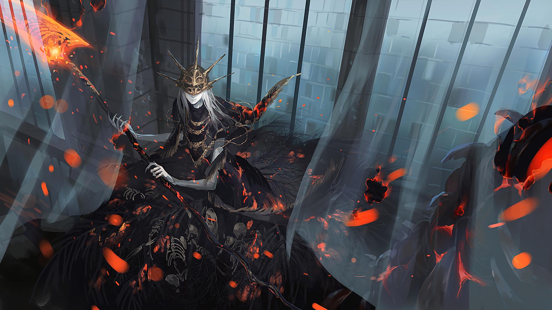Dark Souls K Wallpaper