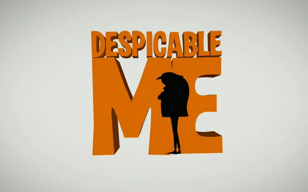 Despicable Me Widescreen Wallpaper
