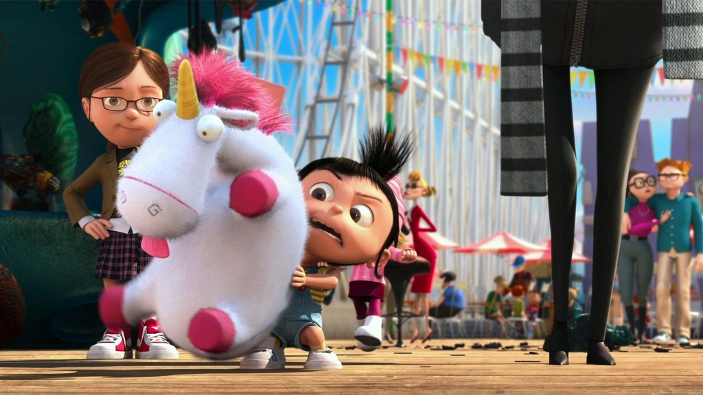 Despicable Me Full HD Wallpaper