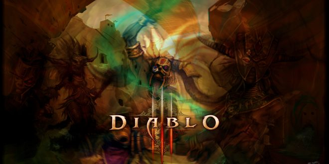 Diablo III Wallpapers