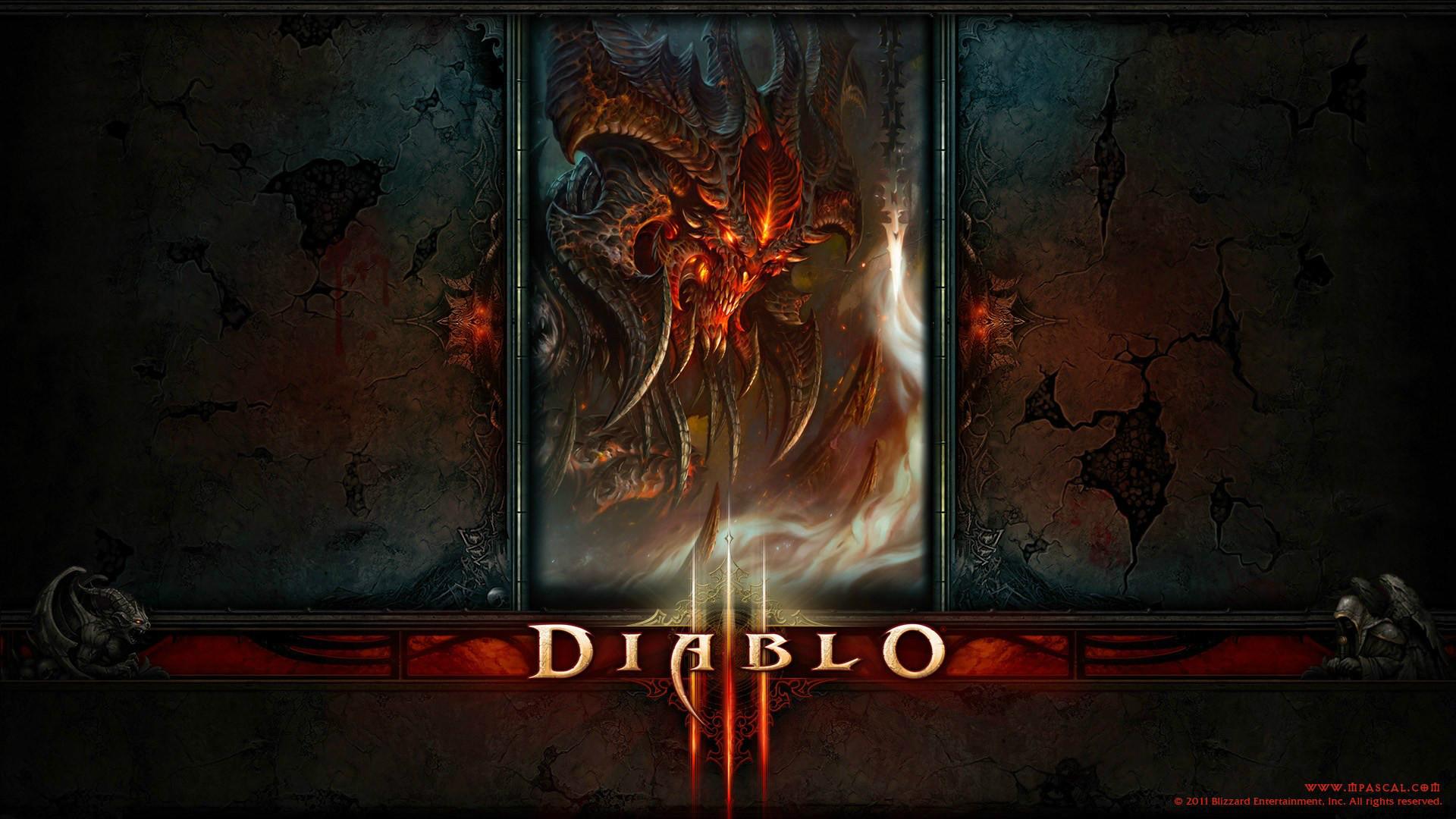 Diablo Iii Wallpapers Pictures Images