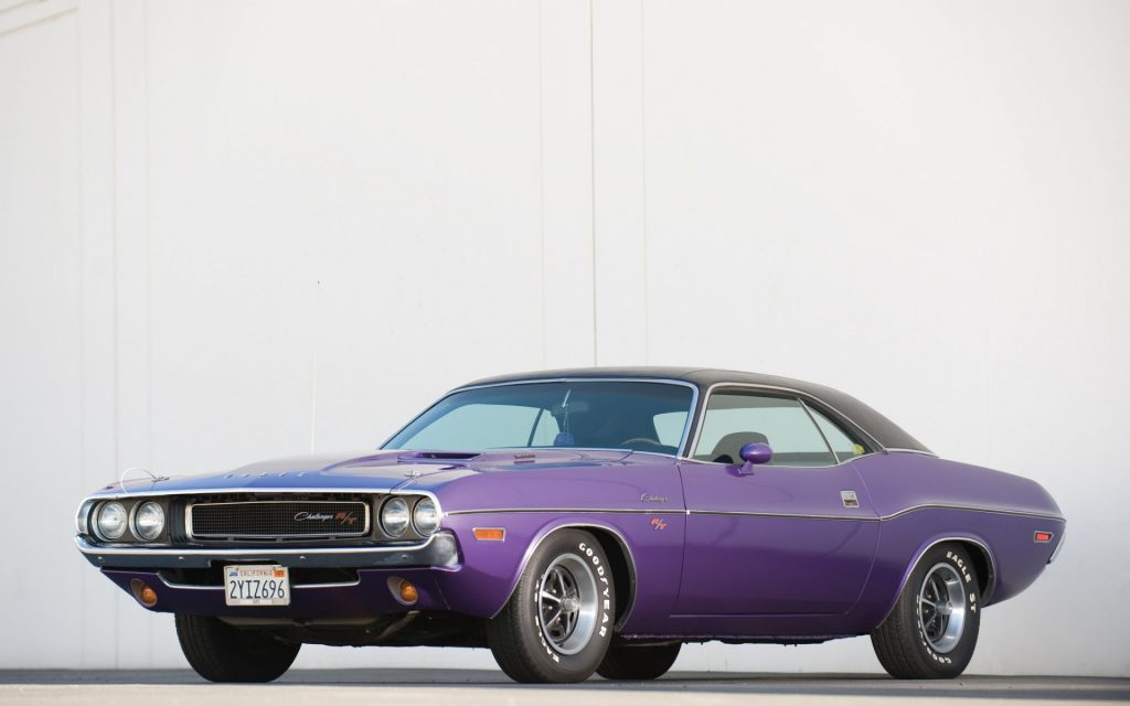 Dodge Challenger Widescreen Wallpaper