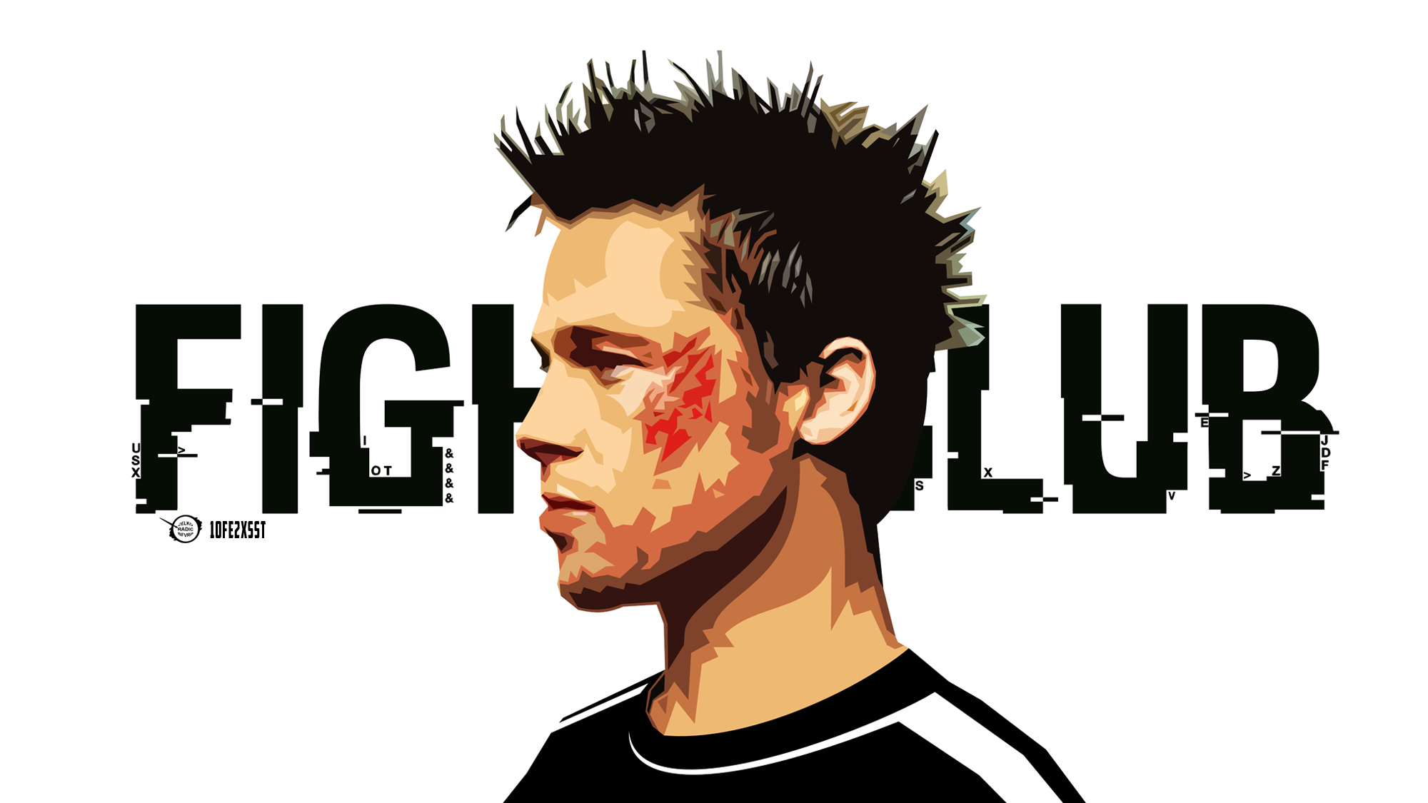 Brad Pitt Hd Wallpapers: Fight Club Wallpapers, Pictures, Images