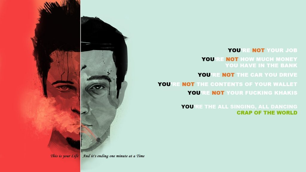 Fight Club Full HD Wallpaper
