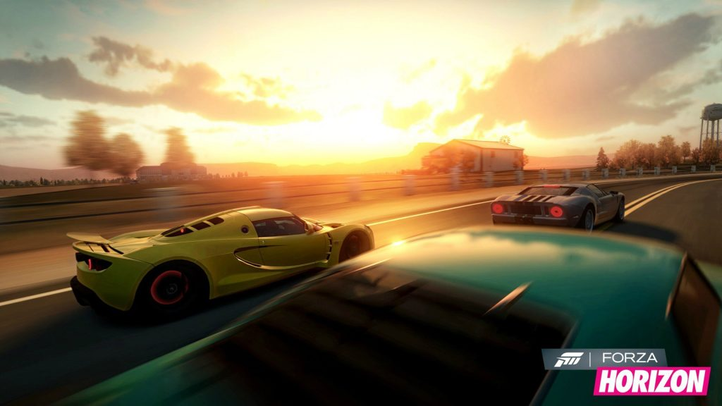 Forza Horizon Full HD Wallpaper