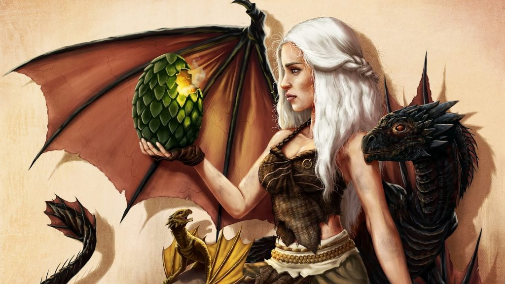 Game Of Thrones Full HD Wallpaper