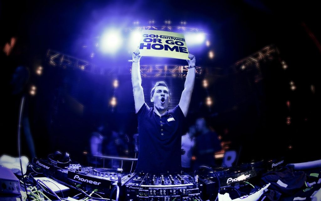Hardwell Widescreen Wallpaper