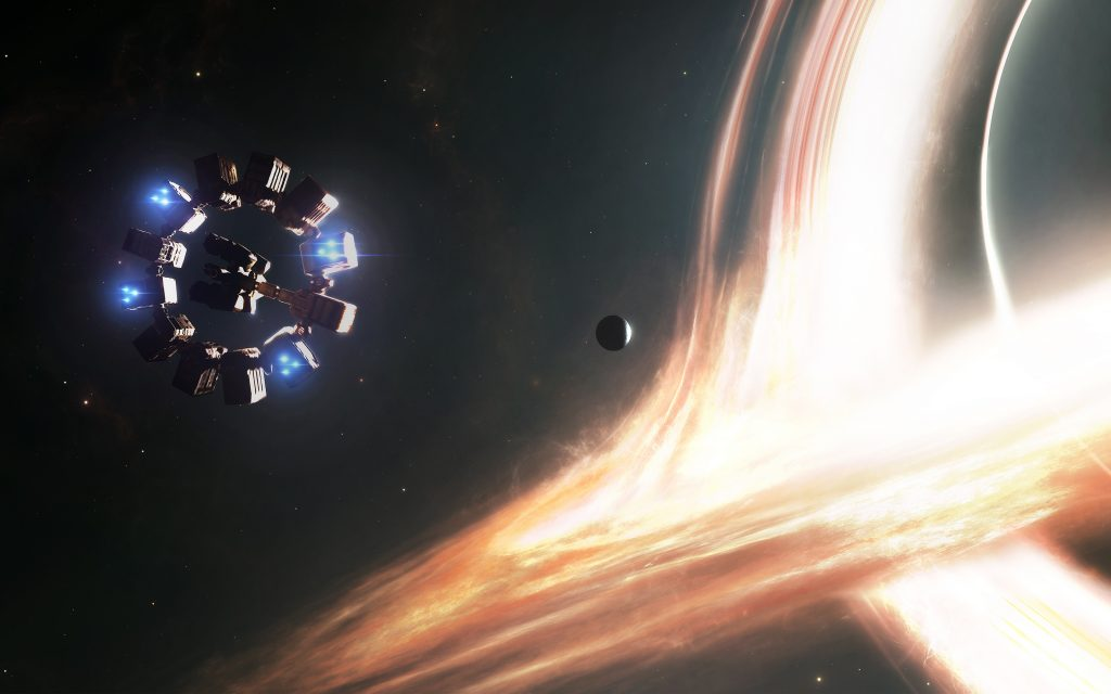 Interstellar Widescreen Wallpaper