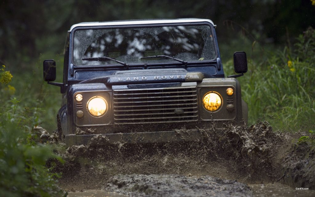 Land Rover Widescreen Wallpaper 2560x1600