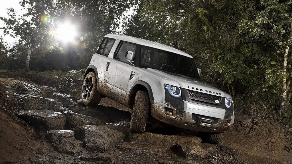 Land Rover Full HD Wallpaper 1920x1080
