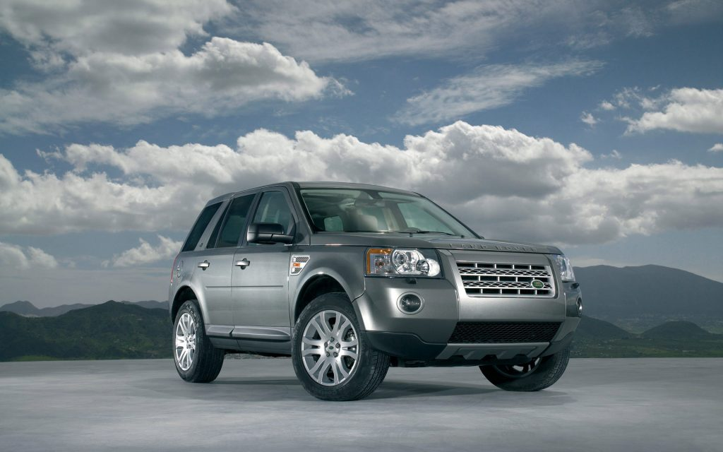 Land Rover Widescreen Wallpaper 1920x1200