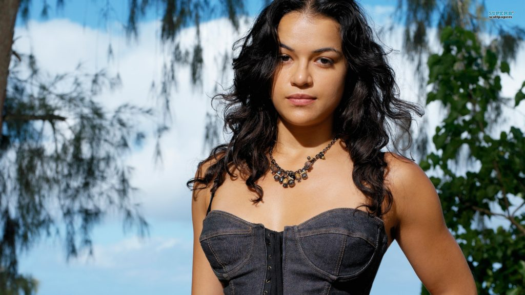 Michelle Rodriguez Full HD Wallpaper
