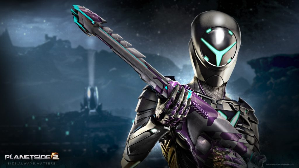 Planetside 2 Full HD Wallpaper