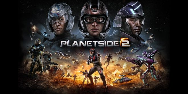 Planetside 2 Wallpapers