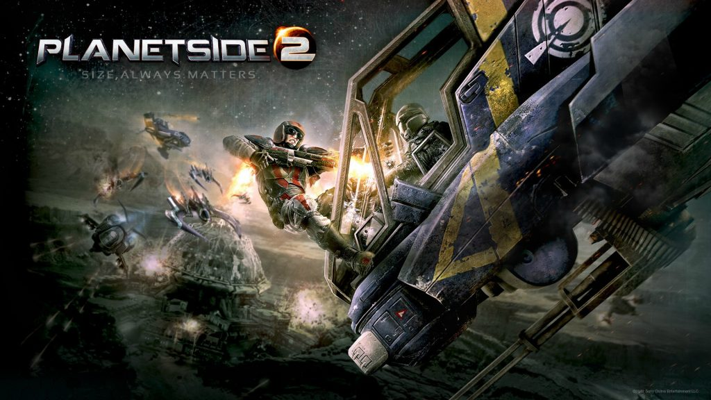 planetside 2 downloaden