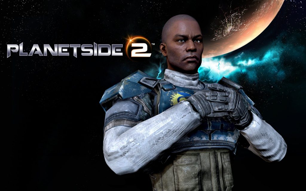Planetside 2 Widescreen Wallpaper