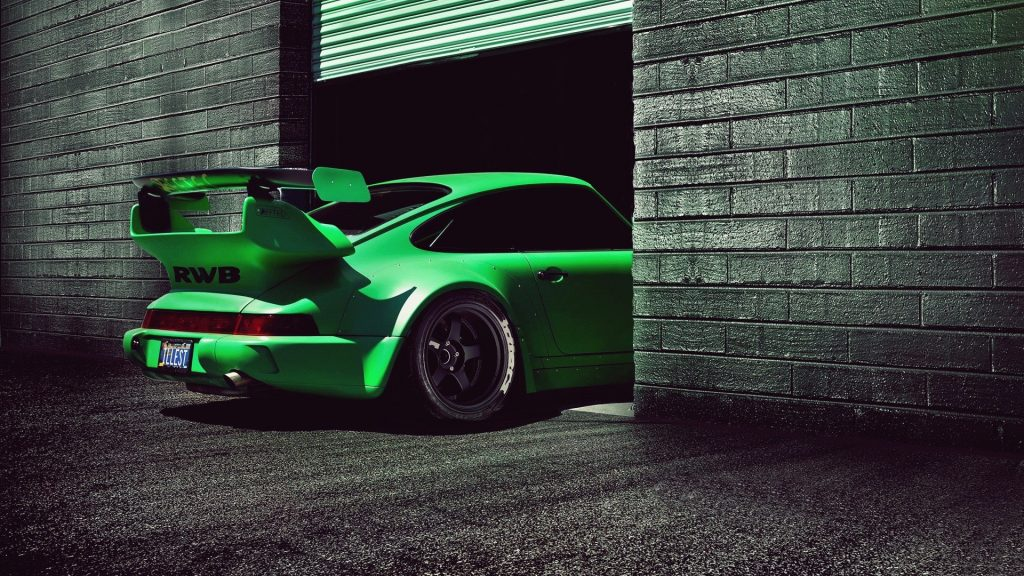 Porsche Full HD Wallpaper