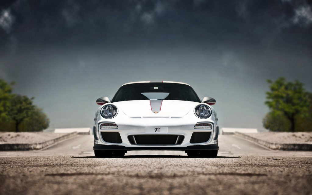 Porsche Widescreen Wallpaper