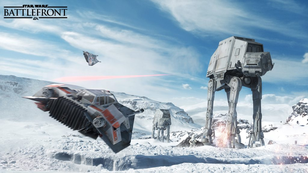 Star Wars Battlefront (2015) Full HD Background