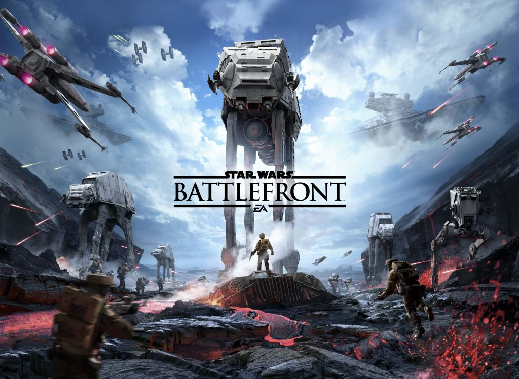 Star Wars Battlefront (2015) Background