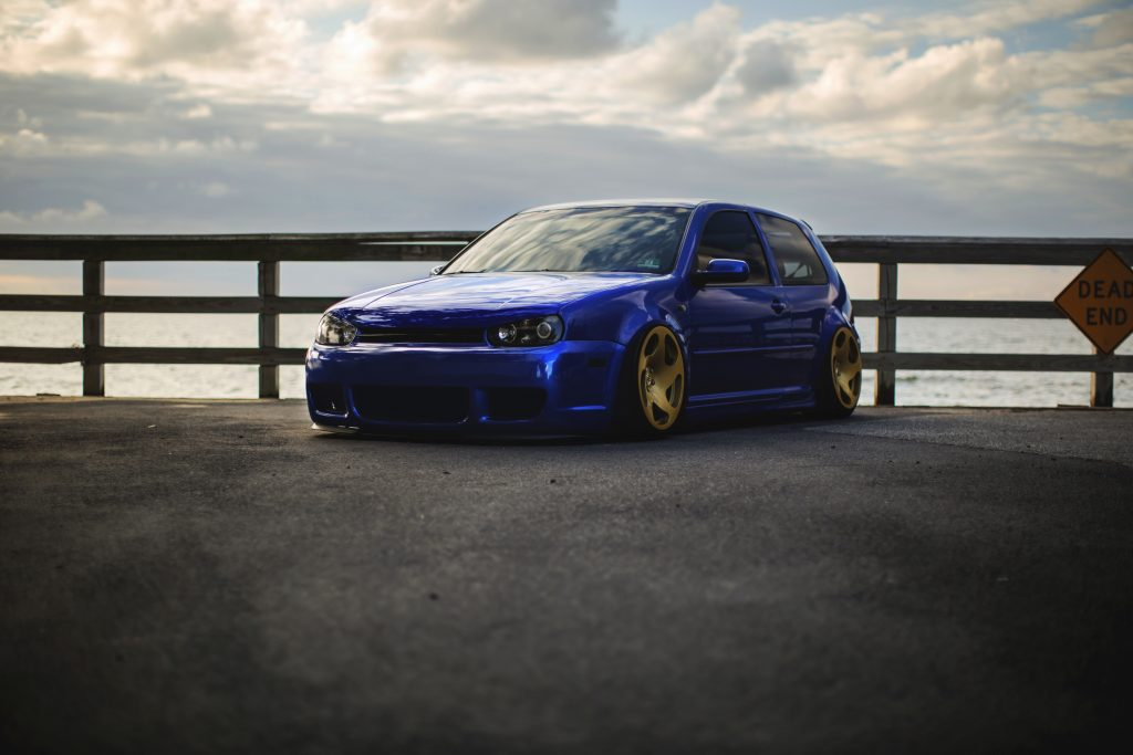 Volkswagen Golf Wallpaper 5610x3740