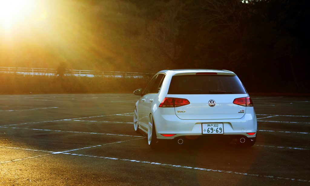 Volkswagen Golf Wallpaper 2299x1380