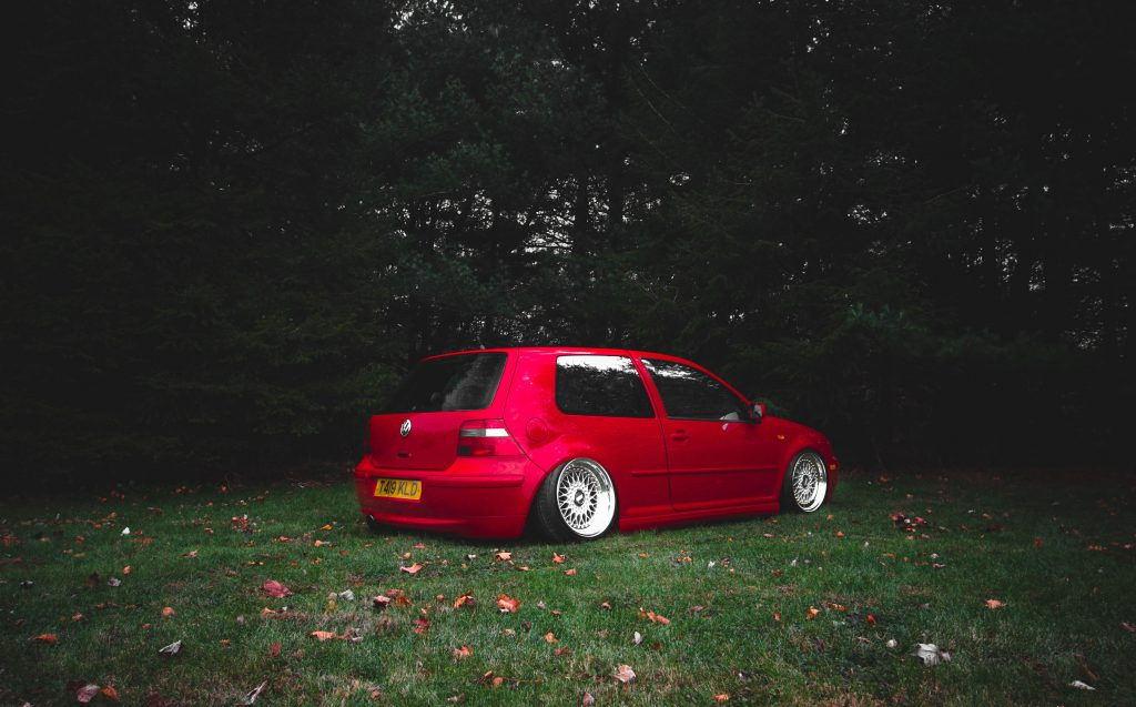 Volkswagen Golf Wallpaper 5058x3144