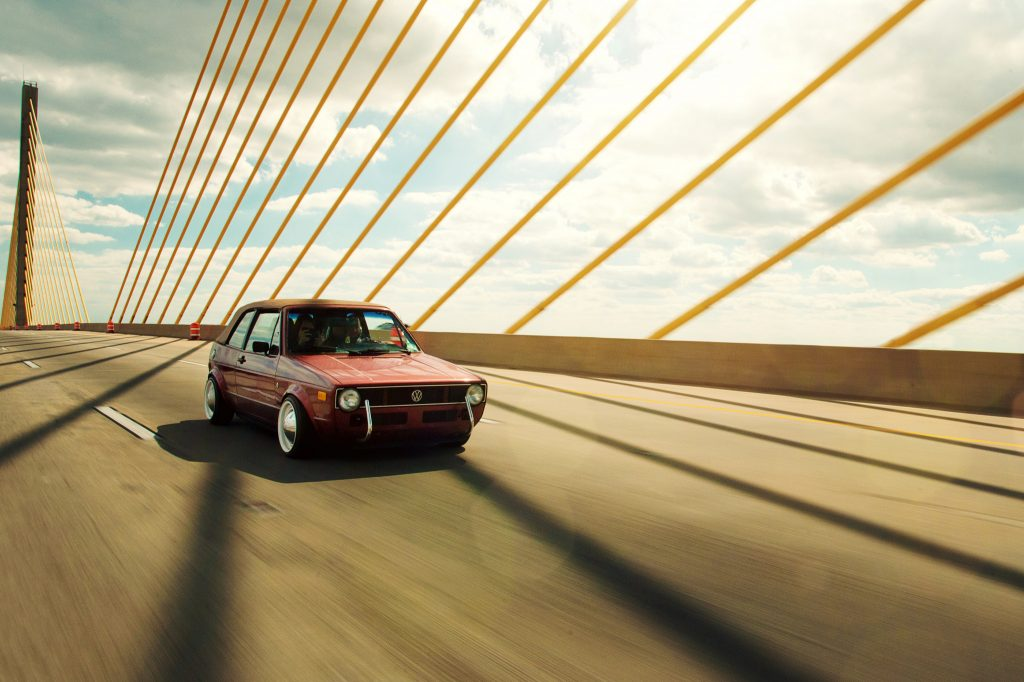 Volkswagen Golf Wallpaper 2048x1363