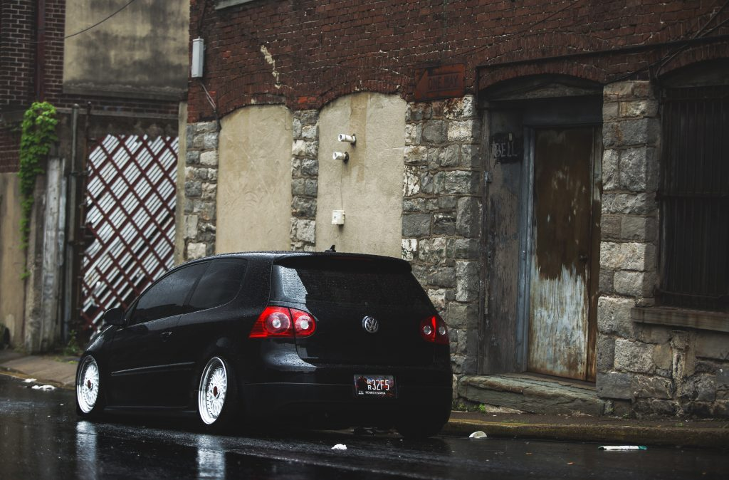 Volkswagen Golf Wallpaper 5644x3716