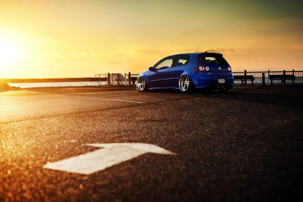Volkswagen Golf Wallpaper 2048x1364