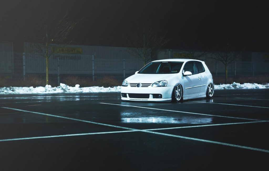 Volkswagen Golf Wallpaper 4368x2774